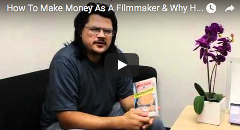 How To Make Money As A Filmmaker & Why He Approached Kevin Smith For His Book by Vincent Rocca_filmcourage