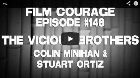Film Courage Podcast #149 - The Vicious Brothers with Colin Minihan and Stuart Ortiz_Grave_Encounters