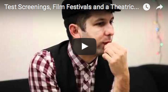 Test Screenings, Film Festivals and a Theatrical Run by Mike Ott_filmcourage_littlerock_movie_cal_arts_college