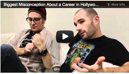 Biggest Misconception About a Career in Hollywood by Jack Perez & Ryan Levin Film Courage