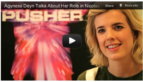 Agyness Deyn Talks About Her Role in Nicolas Winding Refn's Remake 'PUSHER'_Film_Courage