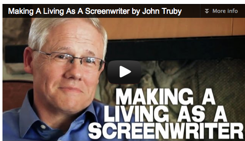 Making A Living As A Screenwriter by John Truby Film Courage