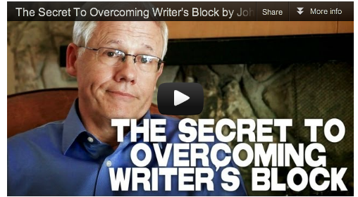 The Secret To Overcoming Writer's Block by John Truby_Film_Courage