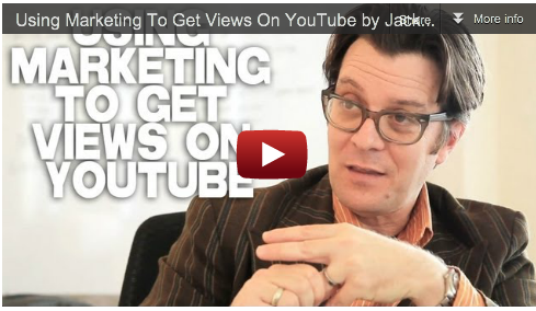 Using Marketing To Get Views On YouTube by Jack Perez Film Courage