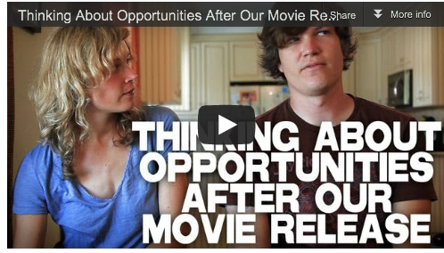 Thinking About Opportunities After Our Movie Release by Merete Mueller & Christopher Smith Film Courage