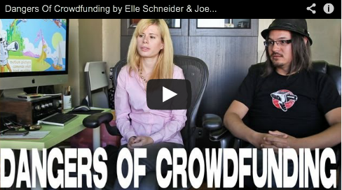 Dangers Of Crowdfunding by Digital Bolex D16 Camera Elle Schneider & Joe Rubinstein Film Courage