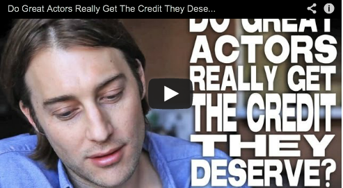 Do Great Actors Really Get The Credit They Deserve? by Andy Viner Dick Night Film Courage Filmmaker