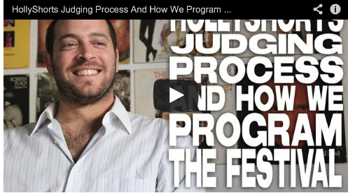 HollyShorts Judging Process And How We Program The Festival by Daniel Sol Theo Dumont Film Festivals Hollywood Film Courage