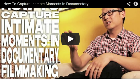 How To Capture Intimate Moments In Documentary Filmmaking by Patrick Shen Doc In Pursuit of Silence Film Courage