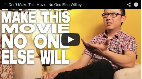 If I Don't Make This Movie, No One Else Will by Patrick Shen Film Courage In Pursuit of Silence