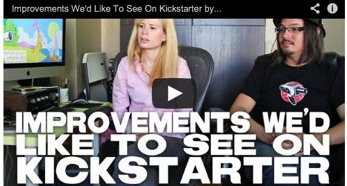 Improvements We'd Like To See On Kickstarter by Elle Schneider & Joe Rubinstein Digital Bolex Camera DSLR