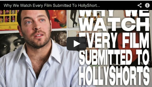 Why We Watch Every Film Submitted To HollyShorts by Daniel Sol Theo Dumont Film Festivals Hollywood Film Courage
