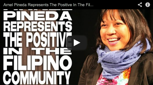 Arnel Pineda Represents The Positive In The Filipino Community by Ramona Diaz DON'T STOP BELIEVIN'- EVERYMAN'S JOURNEY Film Courage Documentary Film