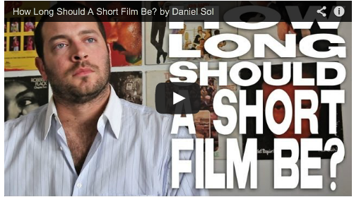 How Long Should A Short Film Be? by Daniel Sol Hollyshorts Film Festival Theo Dumont Film Courage