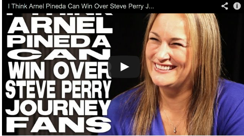 I Think Arnel Pineda Can Win Over Steve Perry JOURNEY Fans by Capella Fahoome Brogden Journey documentary Ramona Diaz Film Courage
