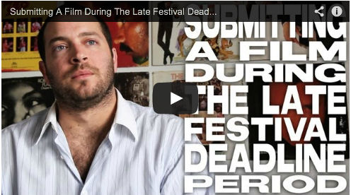 Submitting A Film During The Late Festival Deadline Period by Daniel Sol Theo Dumont Hollyshorts Film Festival