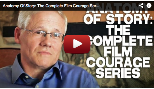 Anatomy Of Story- The Complete Film Courage Series with John Truby Film Courage Screenwriting Script Author Writer