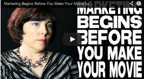Marketing Begins Before You Make Your Movie by Sheri Candler Crowdfunding Publicity for your Independent Film Courage
