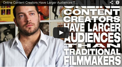 Online Content Creators Have Larger Audiences Than Traditional Filmmakers by Daniel Sol Theo Dumont Hollyshorts Film Festival Film Courage