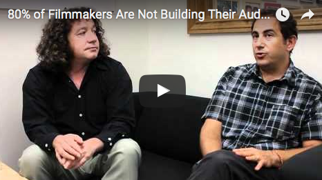 80% of Filmmakers Are Not Building Their Audiences on Social Media