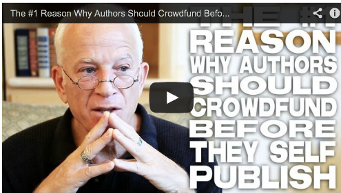 The #1 Reason Why Authors Should Crowdfund Before They Self Publish by Gary W. Goldstein Film Courage Pretty Woman Under Siege