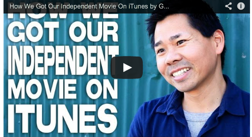 How We Got Our Independent Movie On iTunes by Gary King HOW DO YOU WRITE A JOE SCHERMANN SONG Christina Rose Film Courage