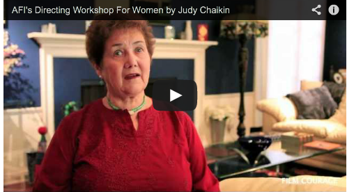AFI's Directing Workshop For Women by Judy Chaikin Girls in the Band Doc Film Courage