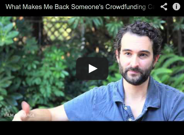 What Makes Me Back Someone's Crowdfunding Campaign by Jay Duplass Linas Phillips J. Davis Manson Family Vacation Film Courage