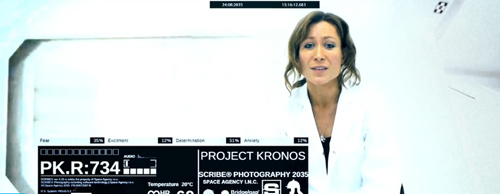 Hasraf 'HaZ' Dulull Project Kronis Film Courage 3