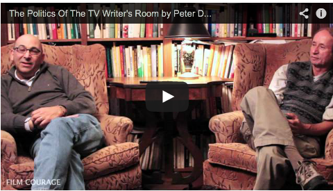 The Politics Of The TV Writer's Room by Peter Desberg & Jeffrey Davis_Show_Me_the_Funny_Showrunner_Script_filmcourage