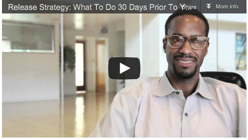 Release Strategy- What To Do 30 Days Prior To Your World Premiere by Theo Dumont Film Courage