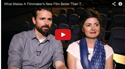 What Makes A Filmmaker's New Film Better Than Their Previous One? by Jamin & Kiowa Winans_filmcourage_the_frame_ink_filmmaking_advice_double_edge_films