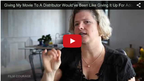Giving My Movie To A Distributor Would've Been Like Giving It Up For Adoption by Lydia Smith_filmcourage_camino_de_santiago_documentary_film