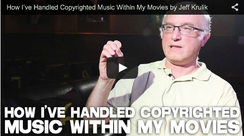 How I've Handled Copyrighted Music Within My Movies by Jeff Krulik_filmcourage_film_and_television_movie_score