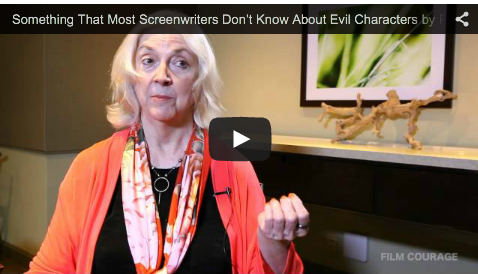 Something That Most Screenwriters Don't Know About Evil Characters by Pamela Jaye Smith_filmcourage_writing_tips_script_screenplay_mythology_writer