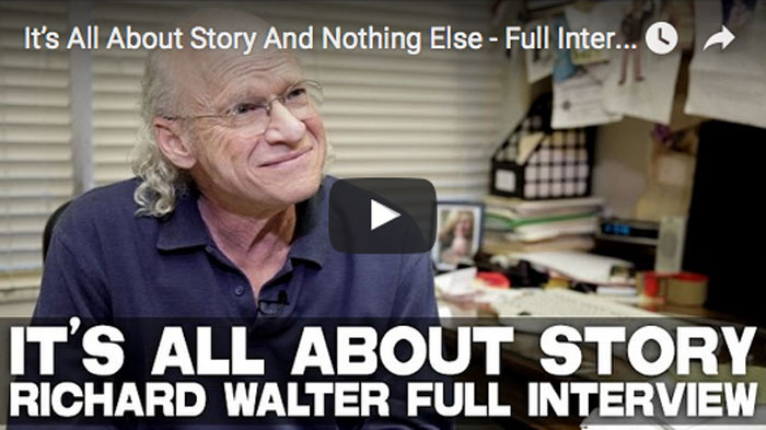 Its_All_About_Story_Richard_Walter_UCLA_Professor