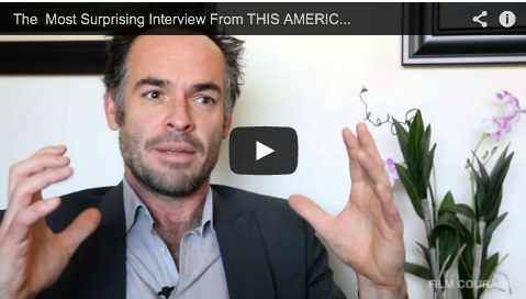 The Most Surprising Interview From THIS AMERICAN JOURNEY by Paul Blackthorne_filmcourage_arrow_british_actor_documentary_filmmaker