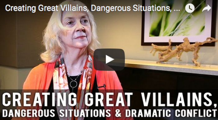 Creating Great Villains, Dangerous Situations, & Dramatic Conflict by Pamela Jaye Smith