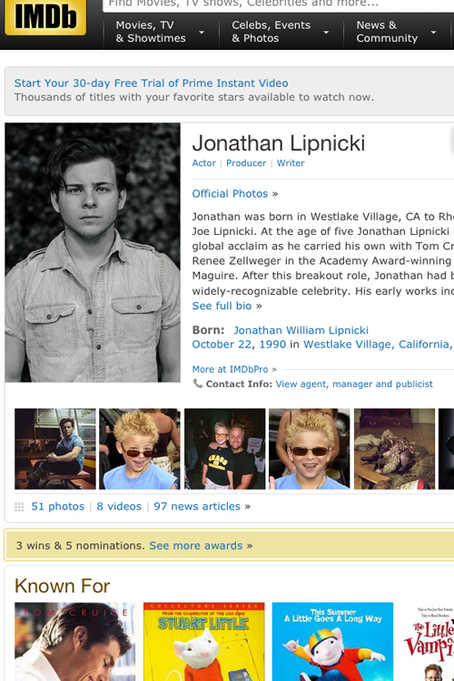 acting-isnt-a_career_it_is_a_way_of_life_jonathan_lipnicki_jerry_maguire_movie_child_actors_grown_up_filmcourage_actors_life_2