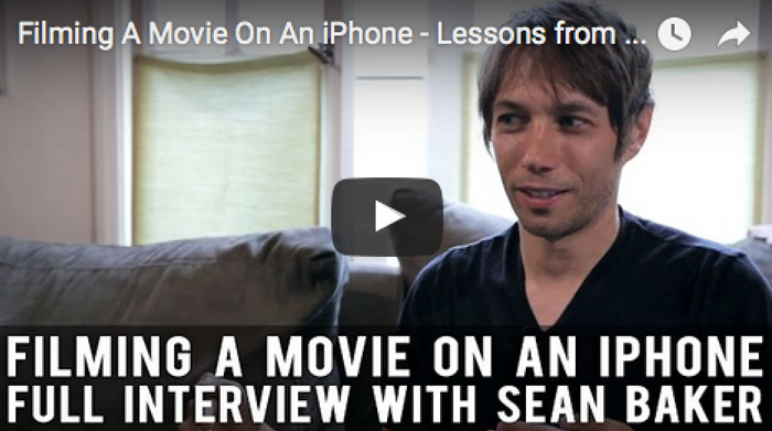 Filming A Movie On An iPhone - Lessons from TANGERINE Filmmaker Sean Baker_Starlet_Independent_Filmcourage_indie_movies
