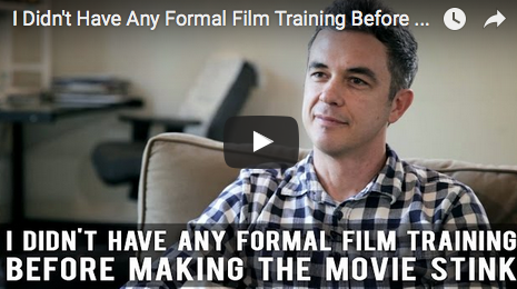 I_Didn't_Have_Any_Formal_Film_Training_Before_Making_The_Movie_STINK_Jon_Whelan_Full_Interview_filmcourage_documentary_docs