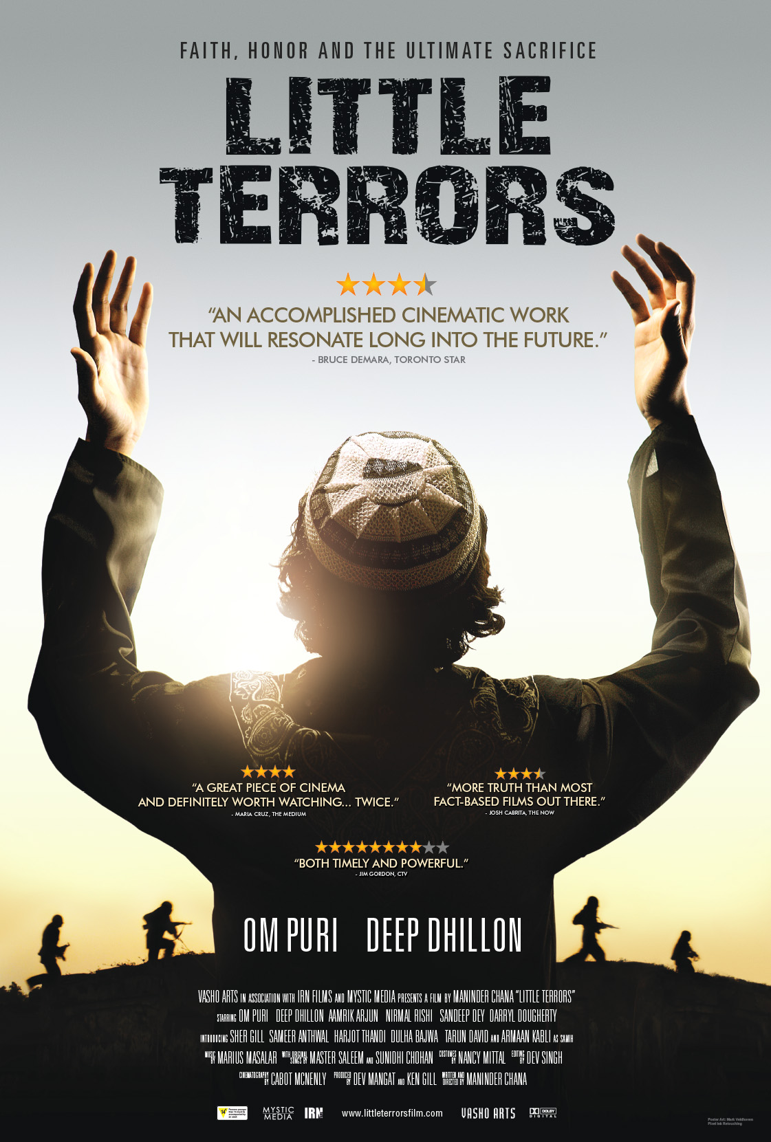 064_Little Terrors_Review Poster_2014 r1.indd