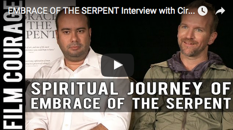 EMBRACE_OF_THE_SERPENT_Ciro_Guerra_Brionne_Davis_filmcourage_shaman_spiritual_journey_the_amazon_oscar_noms_columbia