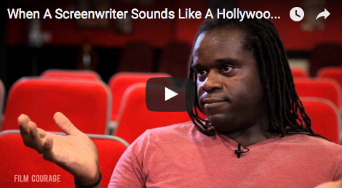 When A Screenwriter Sounds Like A Hollywood Rookie by Markus Redmond_filmcourage_screenwriting_entertainment_industry_tips