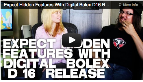Fixed Focus Fixed Aperture Lenses For Digital Bolex D16 by Elle Schneider & Joe Rubinstein Film Courage