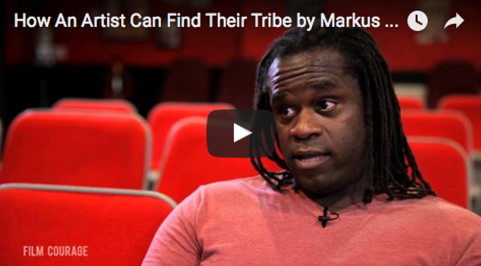 How An Artist Can Find Their Tribe by Markus Redmond_filmcourage_creativity
