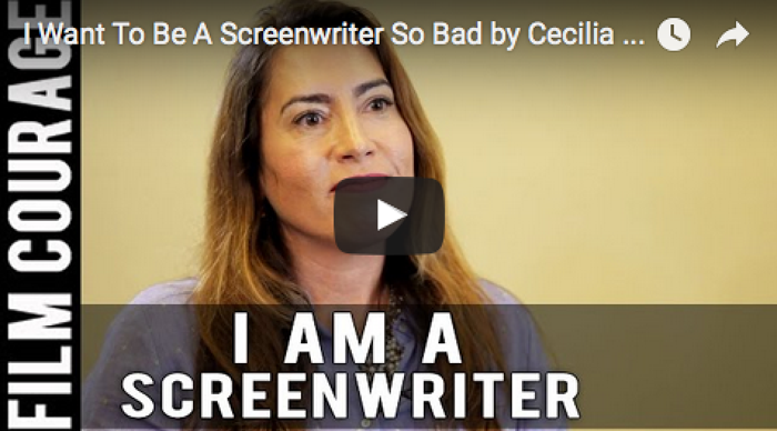 I Want To Be A Screenwriter So Bad by Cecilia Najar_Filmcourage_story_expo_women_writers_screenplay_booktube_am_writing