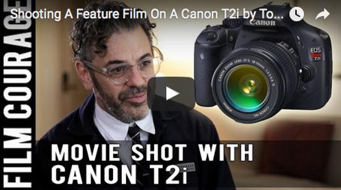 Shooting A Feature Film On A Canon T2i by Tom Sachs of A SPACE PROGRAM_filmcourage_dslr_filmmaking_van_neistat_tech_cameras