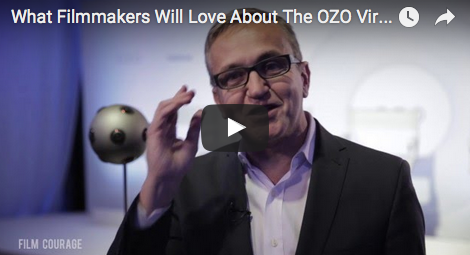 What Filmmakers Will Love About The OZO Virtual Reality Camera - Full Interview with Guido Voltolina_Nokia