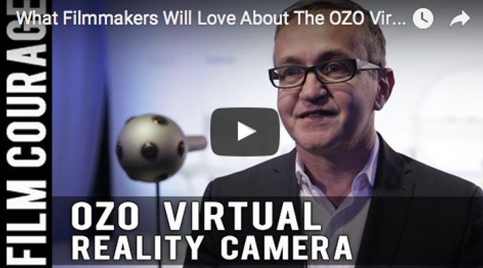 What Filmmakers Will Love About The OZO Virtual Reality Camera - Full Interview with Guido Voltolina_nokia_VR_Technology_360_cameras_technology